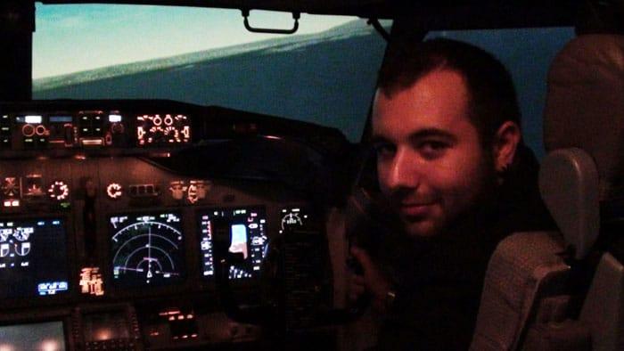 IFTC Boeing 737-800 uçuşum